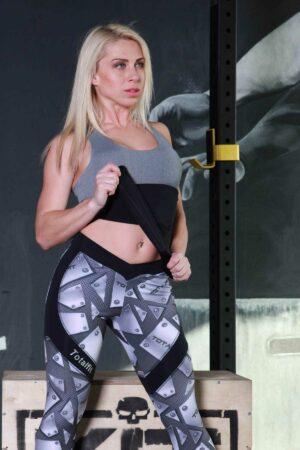 Майка для фитнеса