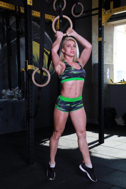 Шортики женские для фитнеса H-11