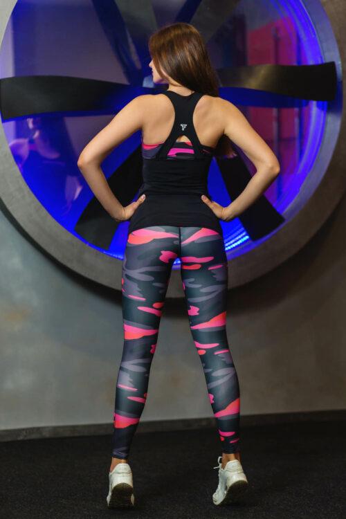 женские леггинсы для фитнеса