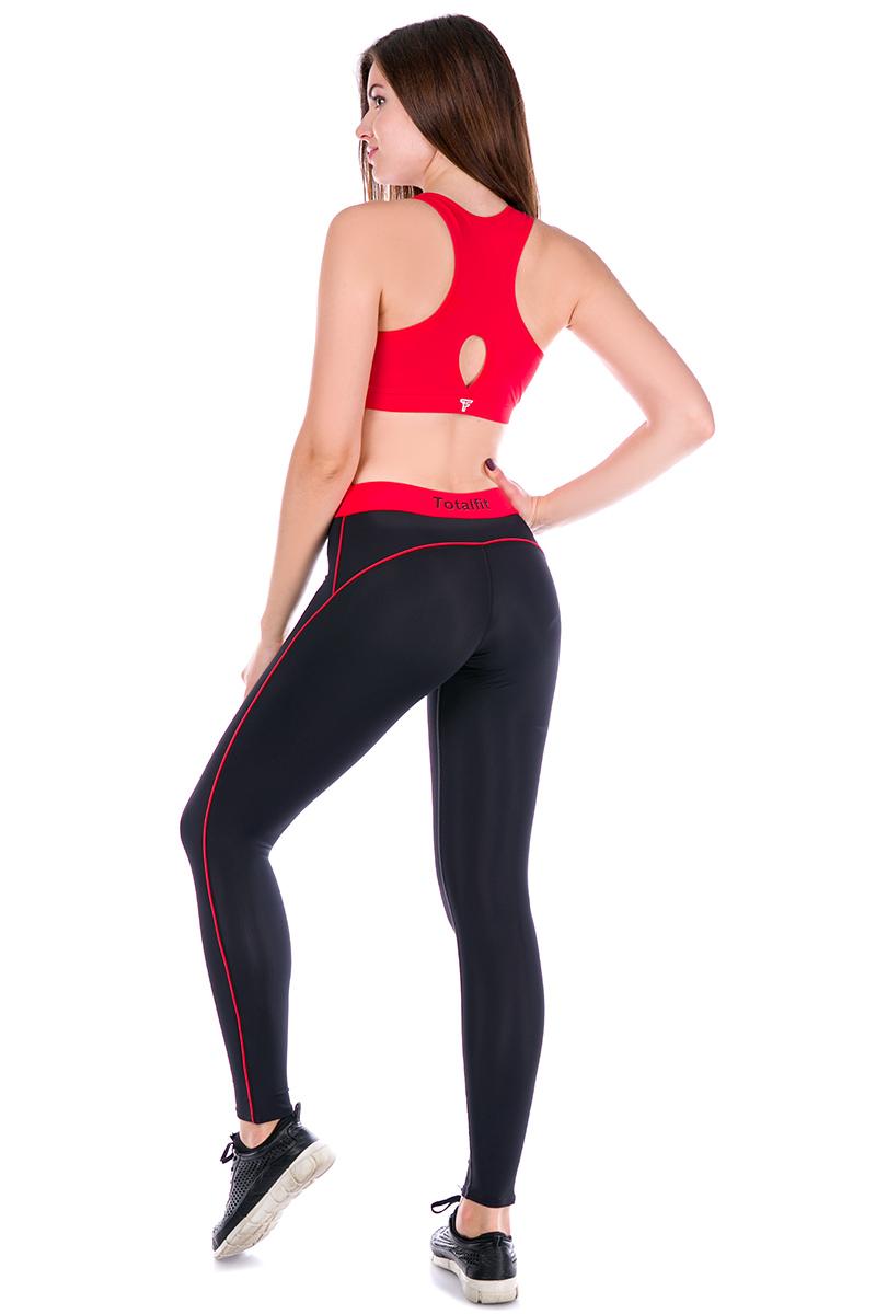 Лосины женские S11 спортивные тоталфит