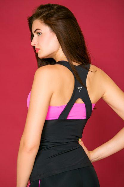 Спортивная майка для фитнеса женская TotalFit