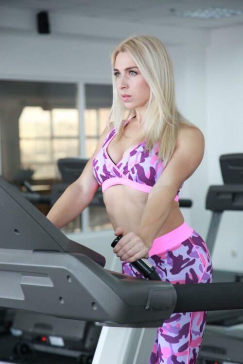 спортивные топы для фитнеса Totalfit