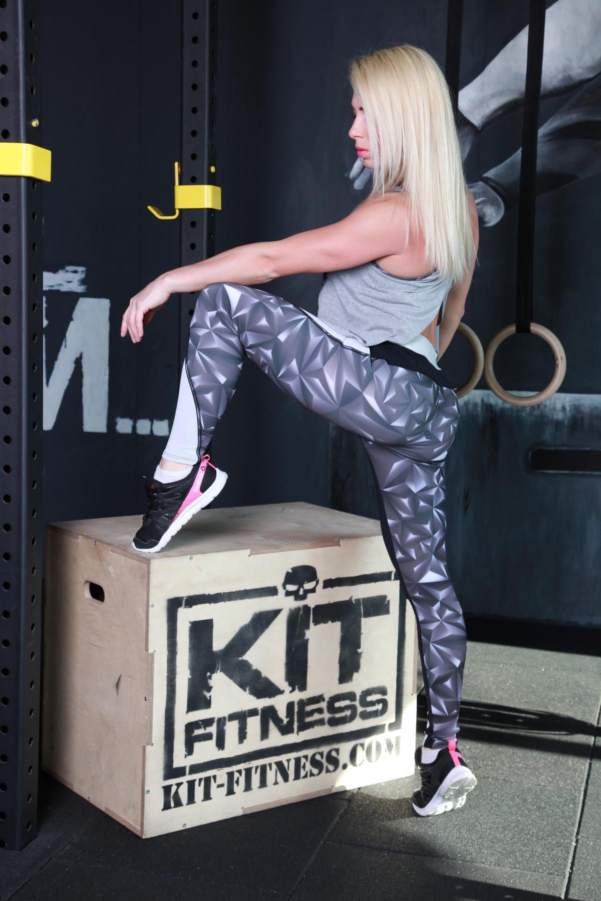 Женские лосины для фитнеса S32