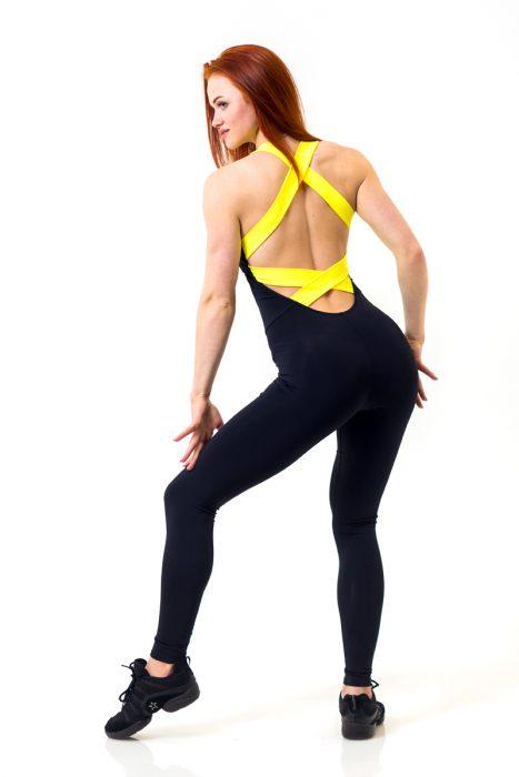 Элегантный спортивный комбинезон женский F12