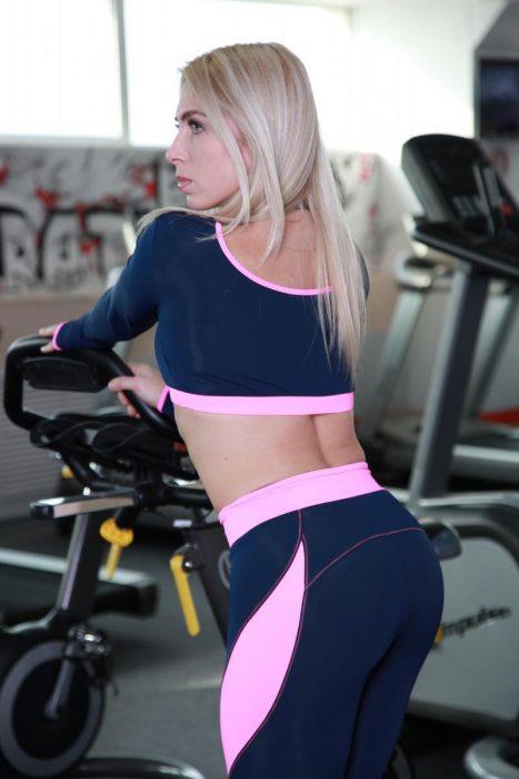 Топ для тренировок solid-top