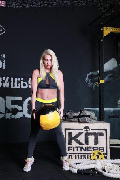 Женский спортивный топик totalfit