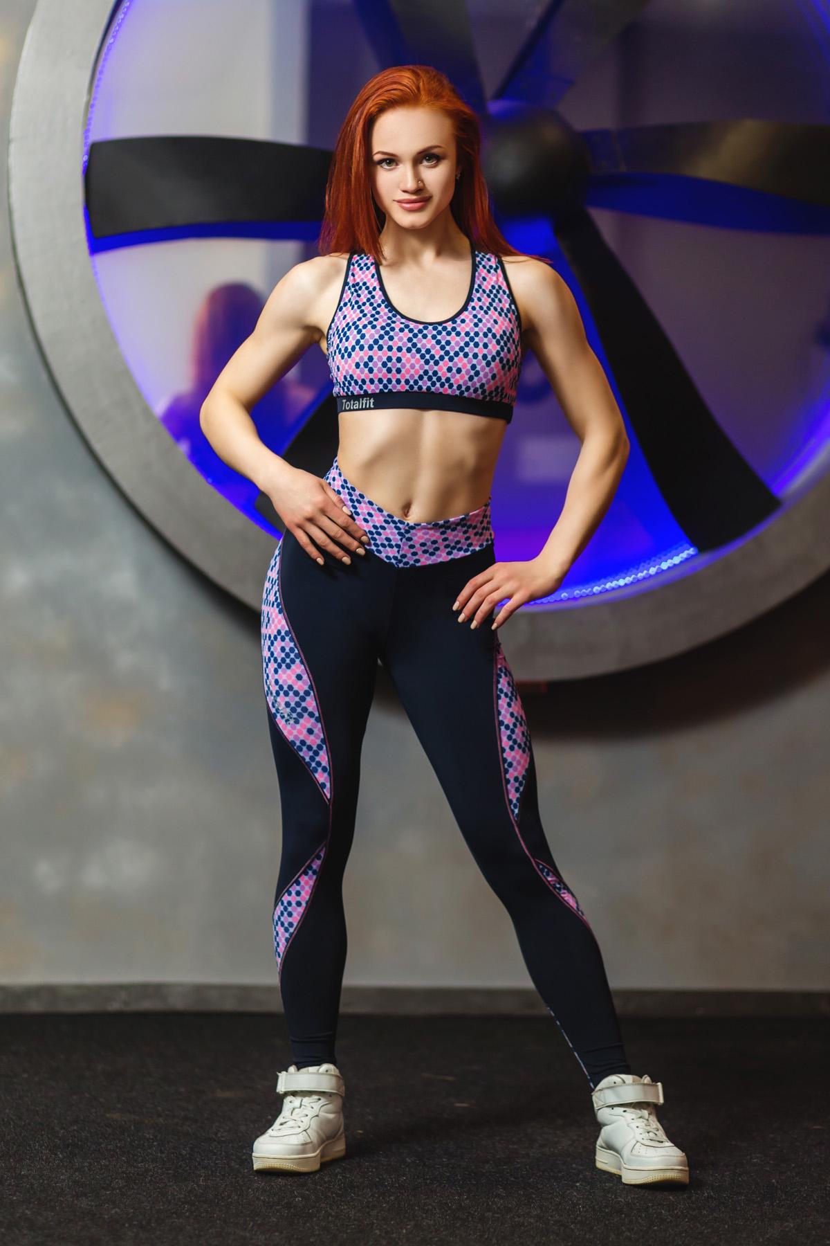 Лосины для фитнеса женские Тоталфит S37-P30 | Интернет ... - photo#44