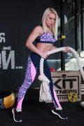 Компрессионые женские лосины для фитнеса Totalfit