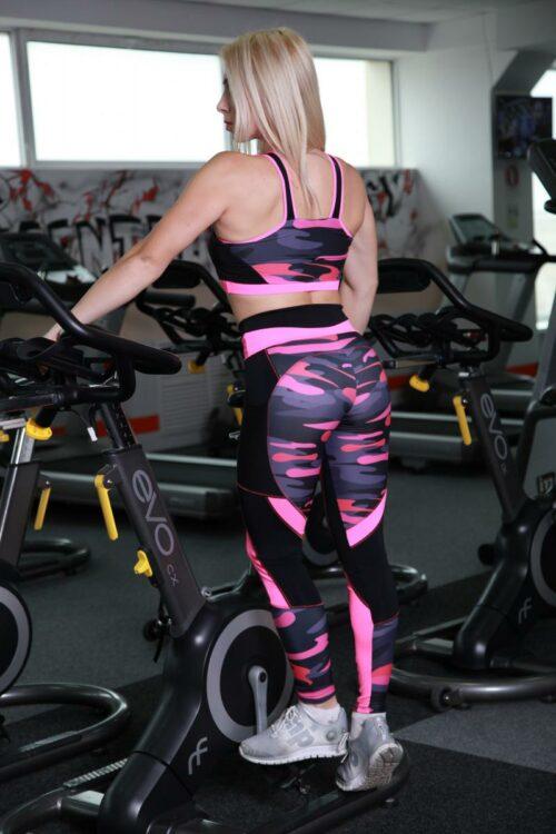 лосины фитнес totalfit