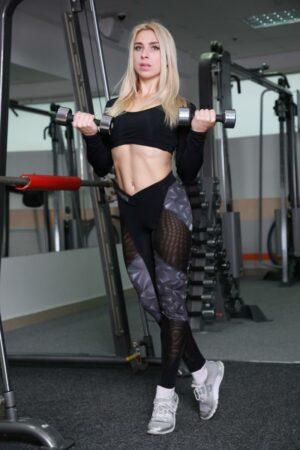 фитнес легинсы Totalfit