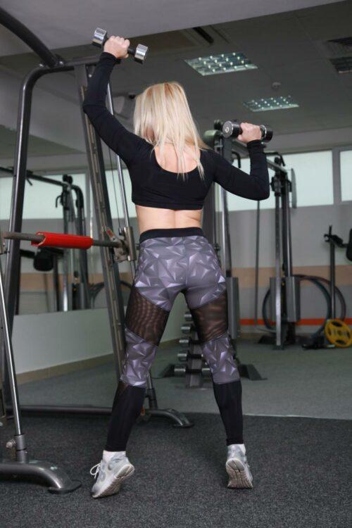 лосины для фитнеса Totalfit