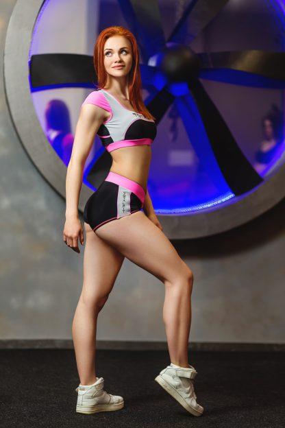 Женские спортивные шорты для фитнеса тоталфит