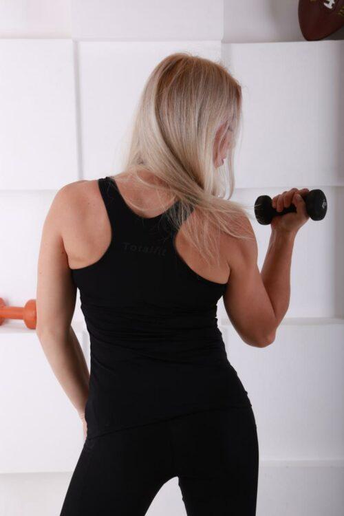 Женская майка (push up) M-21