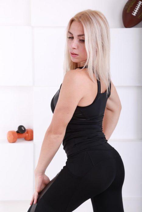 Майка спортивная М-25