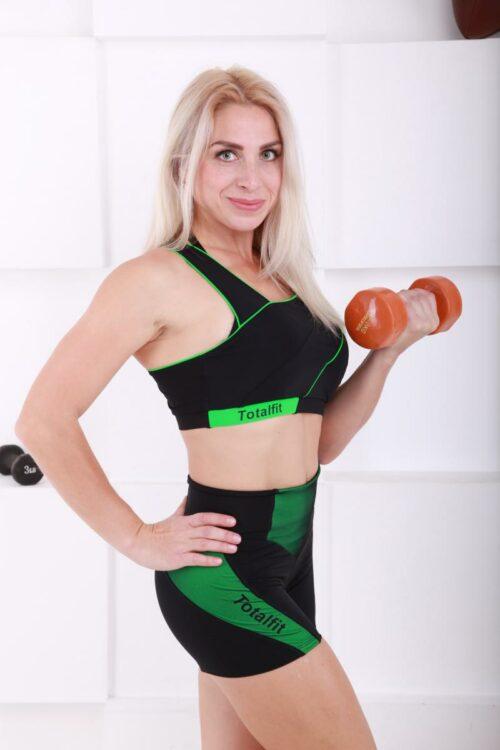 спортивный топик Totalfit