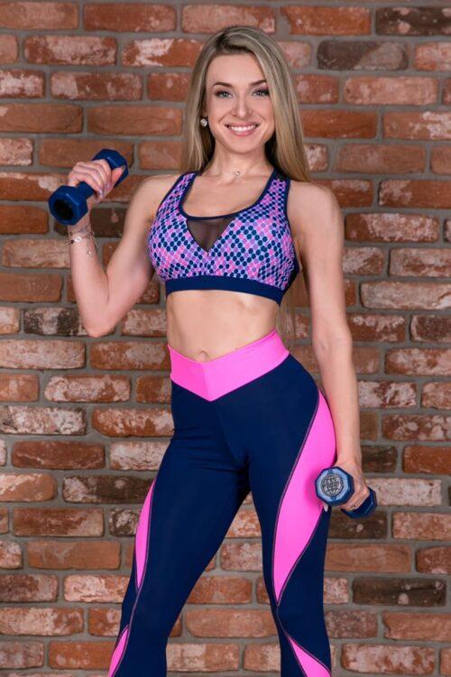 топ для фитнеса женский Totalfit