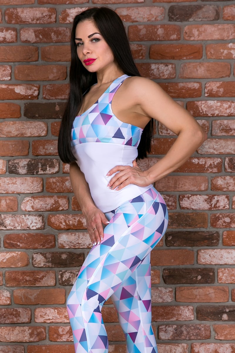 Майка женская спортивная для фитнеса | Интернет магазин ... - photo#37