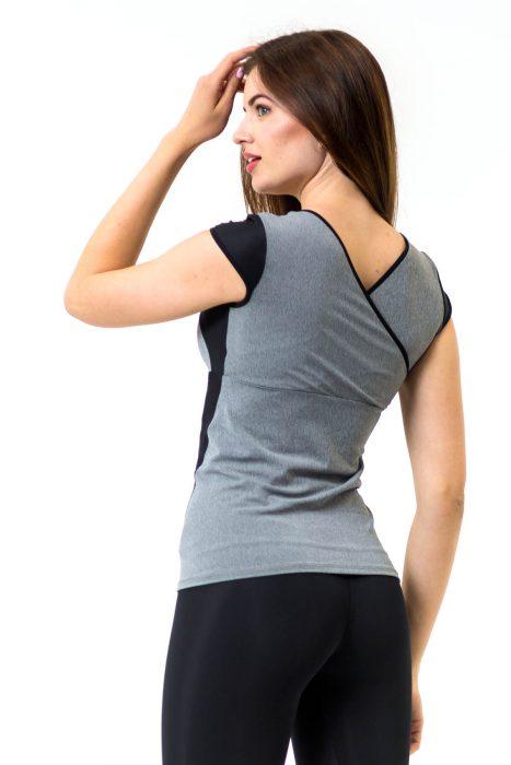 Спортивная футболка для фитнеса Z-3