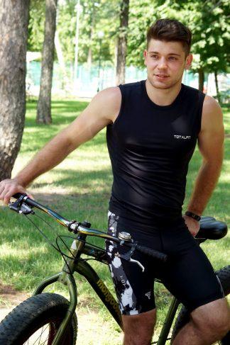 Велошорты мужские Totalfit VG1-P42