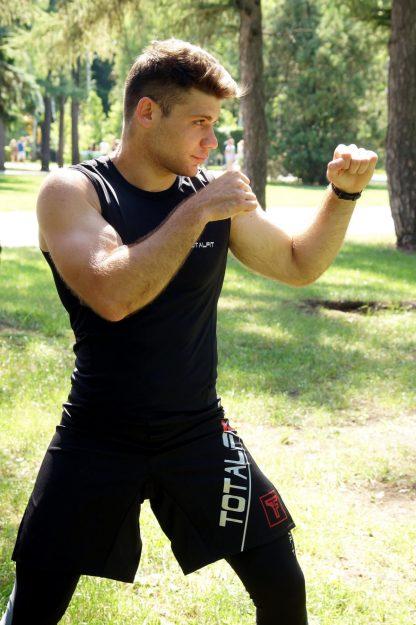 Мужские шорты MMA Totalfit GM1-С10