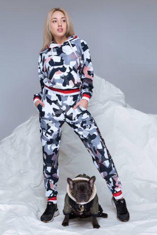 Утепленные брюки TOTALFIT E1-P87