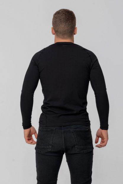 Рашгард мужской с длинным рукавом Totalfit RMK4-C10