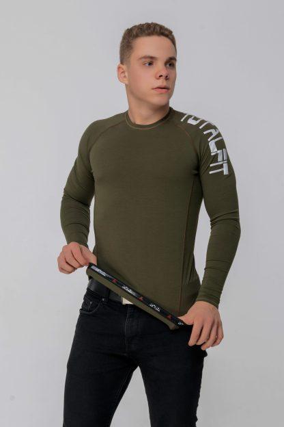 Рашгард с длинным рукавом Totalfit RMK4-C36