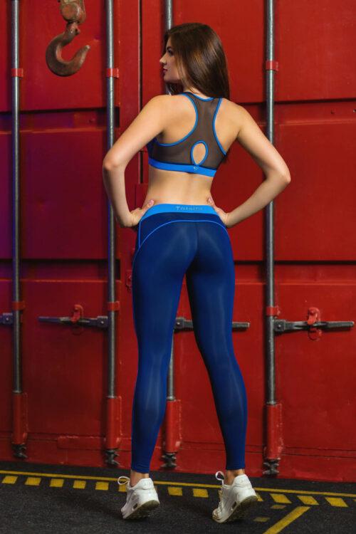спортивные лосины женские