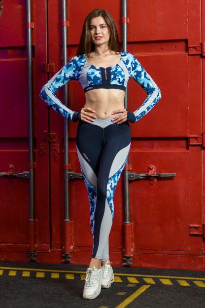 лосины спортивные женские