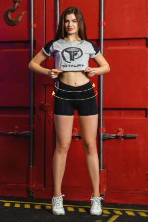 Корректирующие шорты с утяжкой Totalfit YH-1