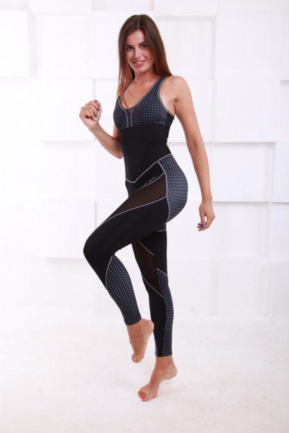 Женский комбинезон для фитнеса TotalFit
