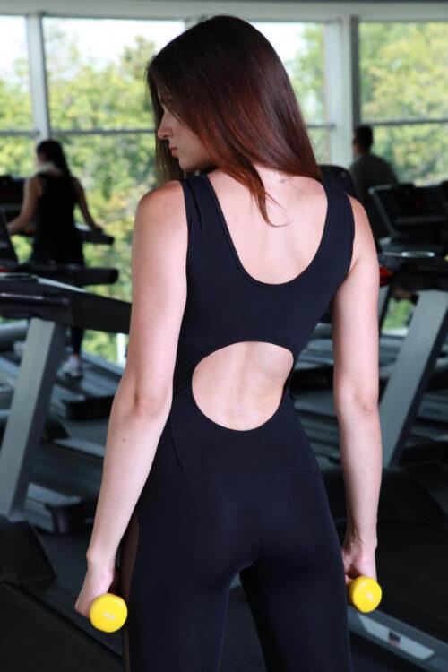 Спортивный комбинезон для фитнеса TotalFit (hot-fit)