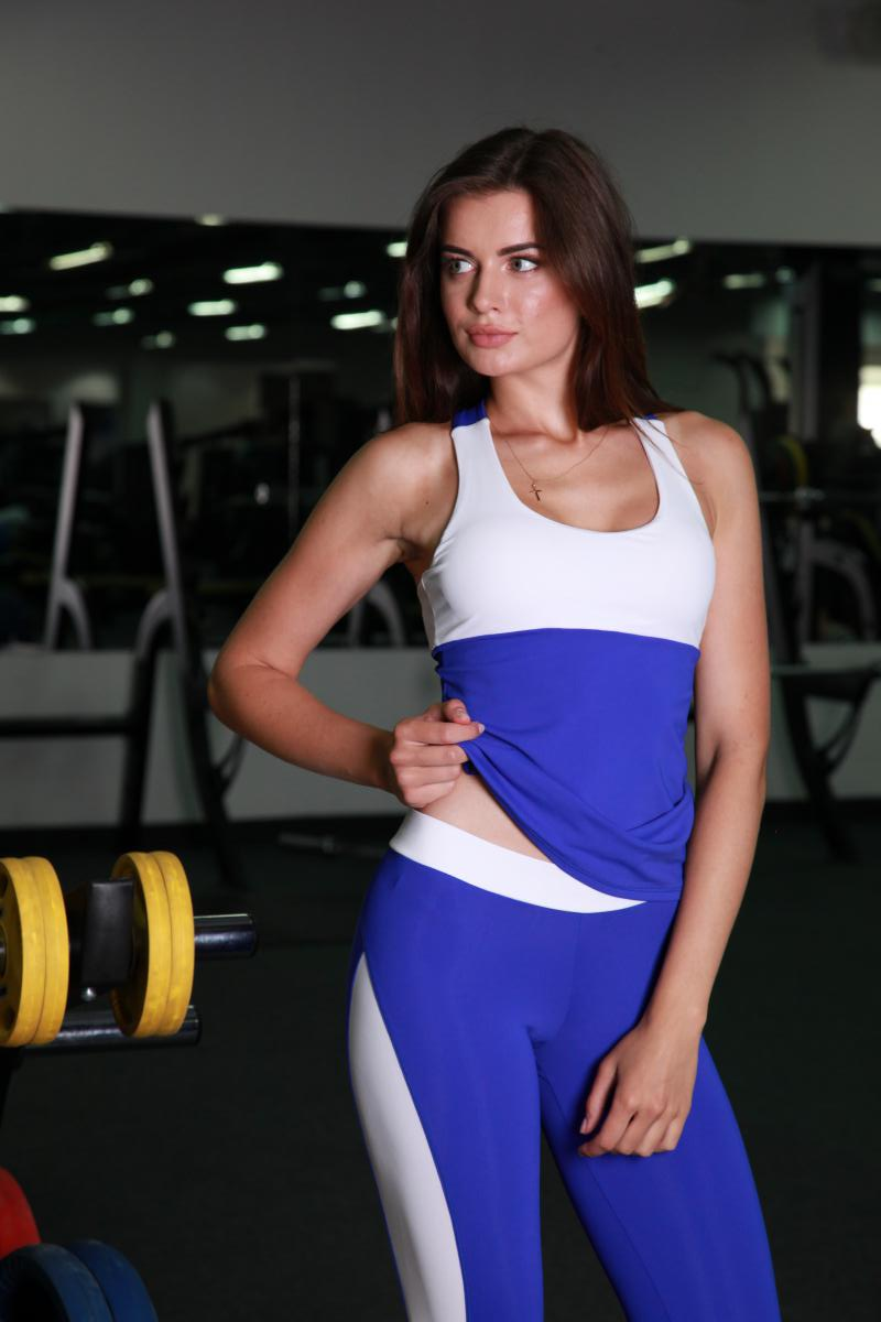 Спортивная майка для фитнеса женская M11-C11/C12 ... - photo#39