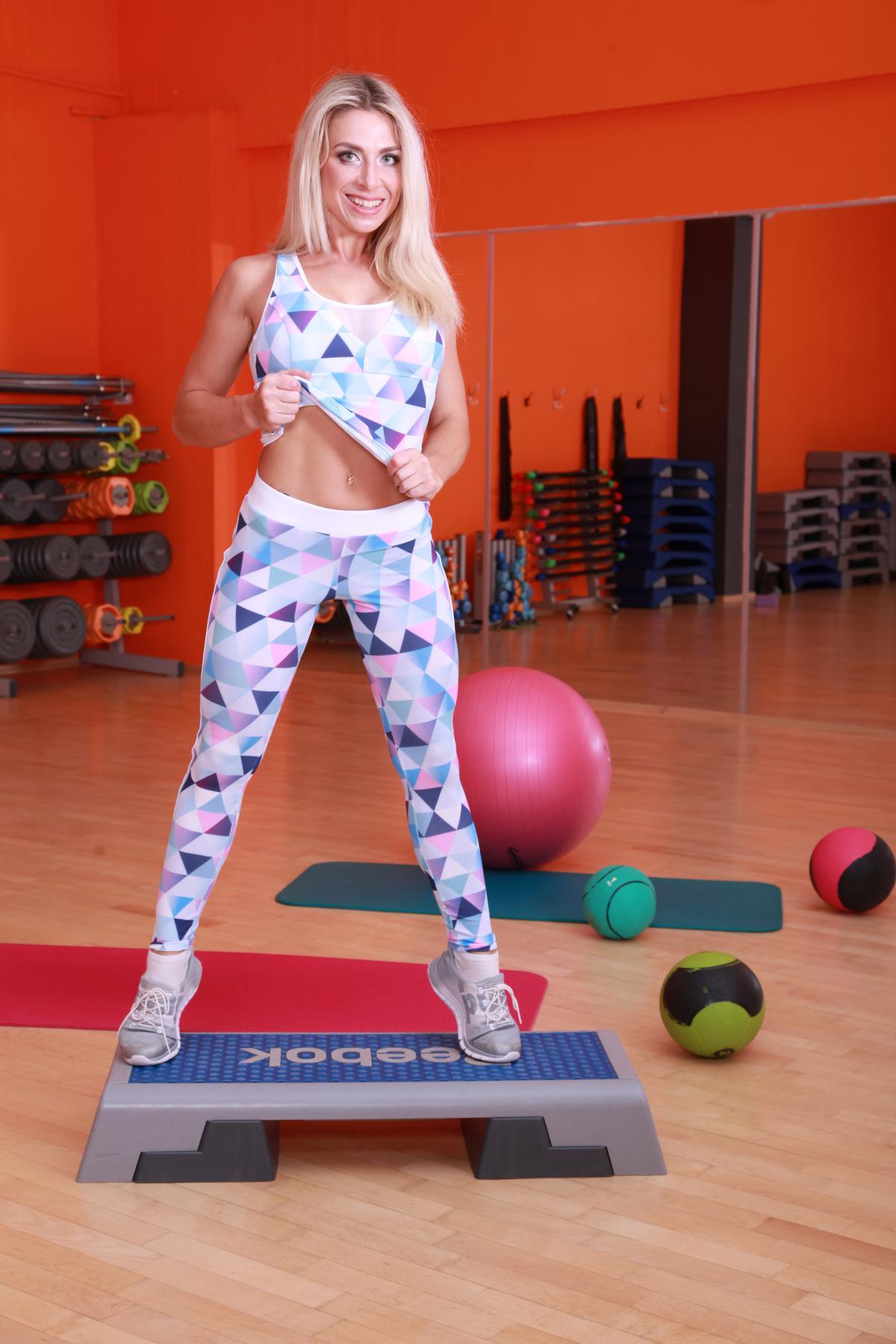 Спортивная майка женская для фитнеса | Интернет магазин ... - photo#34
