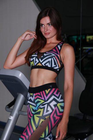 Спортивный топ женский TotalFit