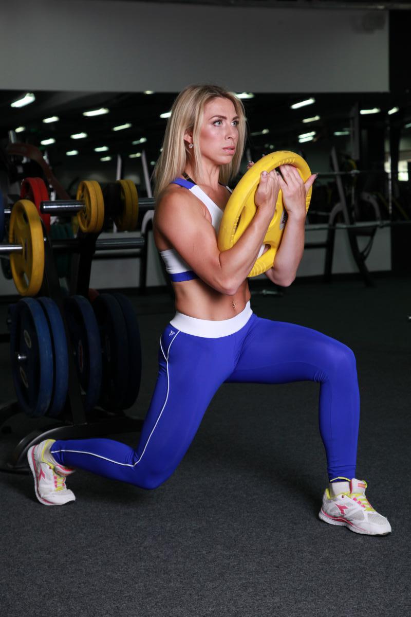 легинсы для занятия фитнесом