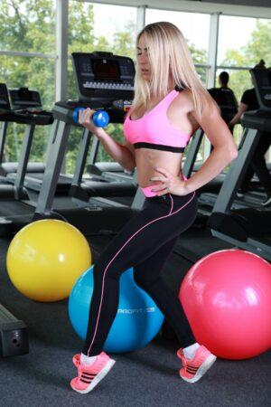 Классические лосины, леггинсы для занятия фитнесом TotalFit