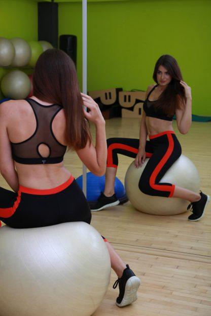 Бриджи женские для занятий спортом Totlafit tape-light