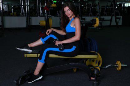 Бриджи женские для занятий спортом Totlafit